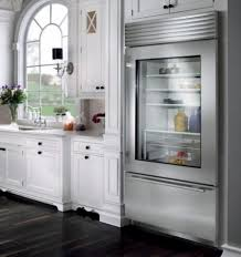 glass front house glass front refrigerator residential for the love of a house the
