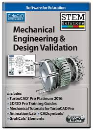 stem solutions mechanical engineering and design validation