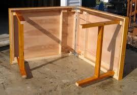 Wood Folding Table Plans Build Diy Folding Picnic Table Plans Build Plans Wooden Pergola