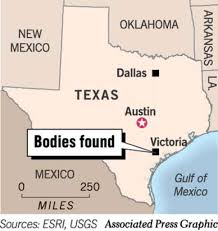 Victoria Texas Map Trapped In Scorching Trailer 18 Die Immigrants Abandoned At