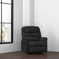 Wall Hugger Recliners Amazon Com Prolounger Wall Hugger Recliner Chair In Black