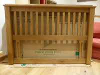 oak headboard beds u0026 bedroom furniture for sale gumtree