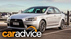 mitsubishi lancer 2017 manual 2015 mitsubishi lancer es sport review youtube