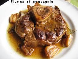 cuisiner jarret de veau jarret de veau confit dans jus plumes et compagnie