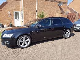2010 audi a6 avant 2 0tdi s line black edition special edition
