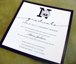 formal high school graduation announcements high school graduation invitation wording ideas futureclim info