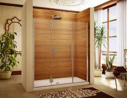 Shower Doors For Bath Swing Shower Screen For Alcoves Moana M Pdp95x Alumax Bath