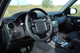 land rover lr4 interior 3rd row review 2016 land rover lr4 hse lux canadian auto review