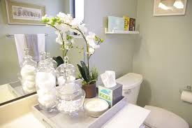 bathroom apothecary jar ideas bathroom counter decor tray elm apothecary jars flickr