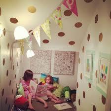 Home Decor Vinyl Wall Art by Aliexpress Com Buy Diy Gold Dots Wall Stickers Decals Kids