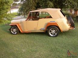 1949 willys jeepster willys jeepster