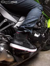 sportbike riding shoes axo 5to9 shoe review motorcycle usa