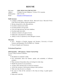 Proficient In Microsoft Office Resume 100 Resume Proficient In Microsoft Office Junior Resume Cv