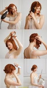 Hochsteckfrisurenen Zum Selber Machen F Schulterlanges Haar by Großartig Frisuren Für Schulterlanges Haar Zum Selber Machen
