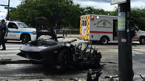koenigsegg koenigsegg chicago car crashes gtspirit