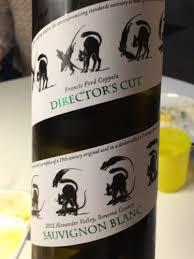 coppola director s cut francis ford coppola director s cut sauvignon blanc wine info
