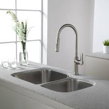 Industrial Kitchen Sink Kitchen Industrial Kitchen Faucet Luxury Kitchen Kraus Faucets
