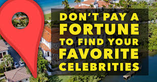 celebrity home addresses celebrity homes los angeles take a tour with this map