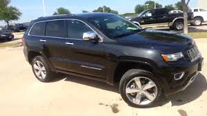 suzuki jeep 2014 5000 off new 2014 4wd grand cherokee overland edition black on