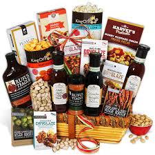 cooking gift baskets bbq gift basket deals for online shopping