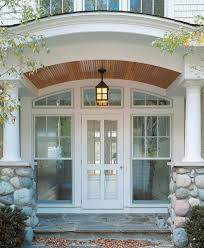 Outdoor Beadboard Ceiling Panels - aesthetic outside hanging entry lights on wood beadboard ceiling