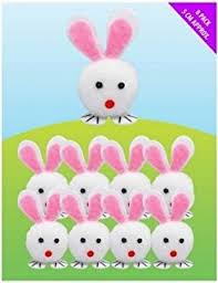 Easter Bunny Hat Decorations by Girls Easter Bonnet Hat Ideal To Decorate For Parade