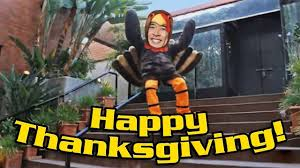 happy thanksgiving from the evantube family
