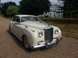 classic bentley bentley classic wedding car hire