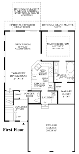 regency at prospect the hickory home design