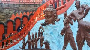 sheila paudel youtube bat cave mahendra cave devi s falls pokhara youtube