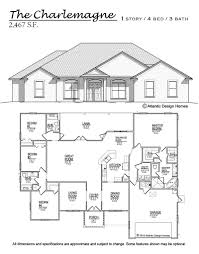 how to change the floor plan of your house floor plans u2014 atlantic design homes