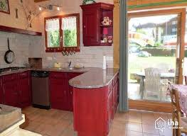 geant cuisine chalet for rent in a property in les gets iha 23955