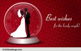 marriage wishes greetings wedding wishes for a lovely free wishes ecards greeting