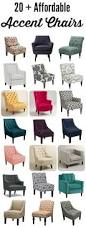 Furniture Livingroom by Best 25 Living Room Accent Chairs Ideas On Pinterest Accent