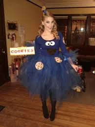 Woman Monster Halloween Costume 25 Monster Costumes Ideas Cookie Monster
