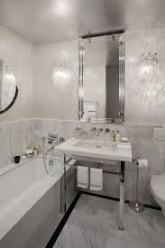 bathroom with wallpaper ideas unique wallpaper ideas apartment new york 5 jpg
