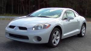 mitsubishi eclipse 2 4 gs manual 2006r www usimport pl youtube