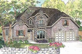 European Country House Plans by Chateau House Plans Wedgewood 30 629 Associated Designs