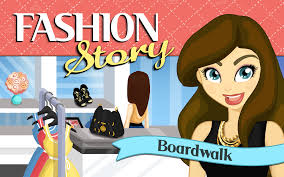 fashion story boardwalk android apps on google play