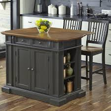 kitchen island set august grove collette kitchen island set reviews wayfair