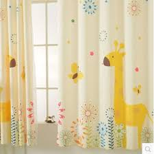 aliexpress com buy cartoon kids room window curtains for baby