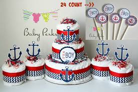 nautical baby shower decorations nautical cake nautical baby shower sailboat theme