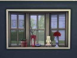 mod the sims casement bay window