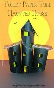 Halloween Crafts For Children by Best 10 Spooky Halloween Ideas On Pinterest Spooky Halloween