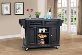 wildon home kitchen island with granite top u0026 reviews wayfair