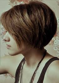 back view wavy short bob for thick hair 2015 30 best bob hairstyles for short hair popular haircuts
