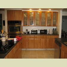kitchen modern bamboo kitchen cabinet refacing design ideas with