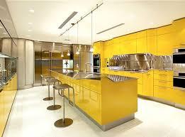 modern kitchen design yellow modern yellow kitchen by snaidero