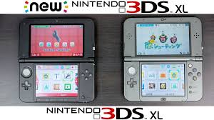 new 3ds xl black friday new nintendo 3ds xl vs nintendo 3ds xl full comparison youtube