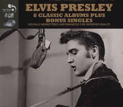 elvis 8 classic albums 4 cds jpc